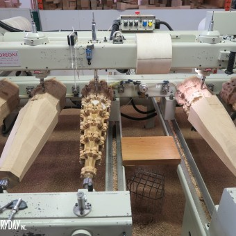 "carving machine carving wood custom woodcarving custom woodworking cnc cnc carving cnc machine cnc programming cnc wood cnc woodcarving hand carving "" St Mikes CathTO cathedral TO Toronto cathedral traceries corbels tabernacles crosses paschal candle sacredmusicconcert massofappreciation massofredeication SMCC "" machine woodcarving wooden decoration"